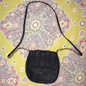 Navy Crossbody purse